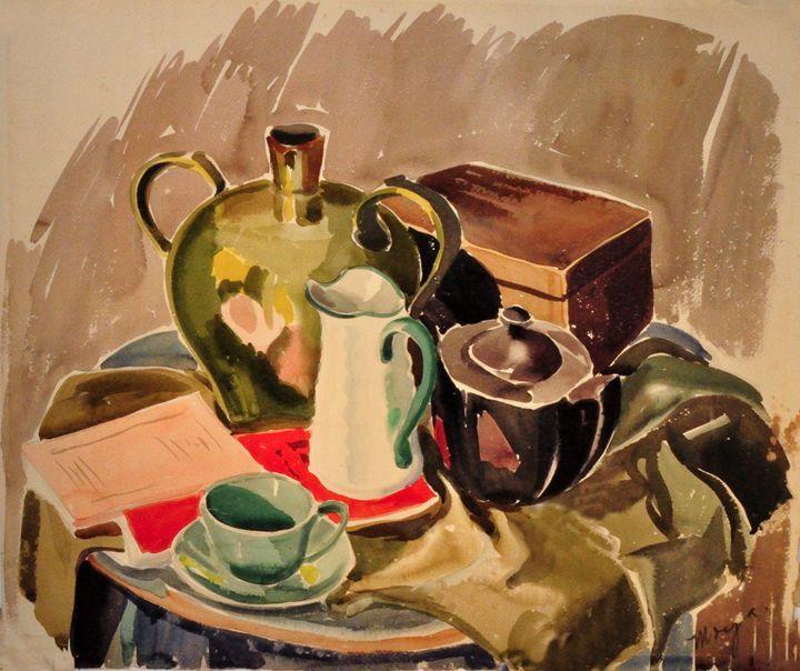 Still Life by Moya - Tracy Hayden Artist Gallery - Paintings & Prints Still…   ArtPal thumbnail