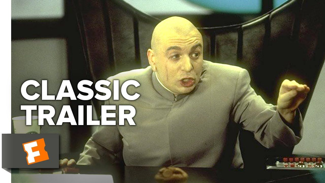 Austin powers the spy who shagged me 1999 official