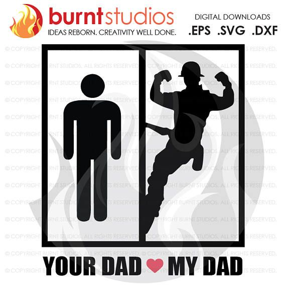Digital File You Dad My Dad  Lineman Linemen Power