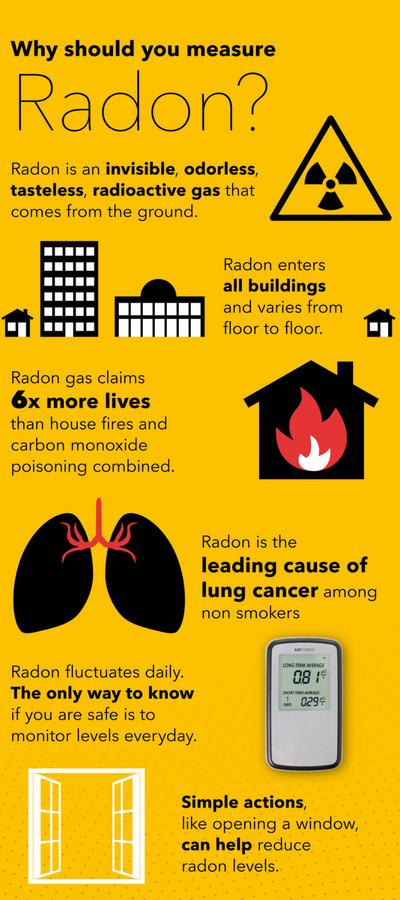 State Of The Art Radon Gas Detector Affiliate Radon Health Dengan Gambar