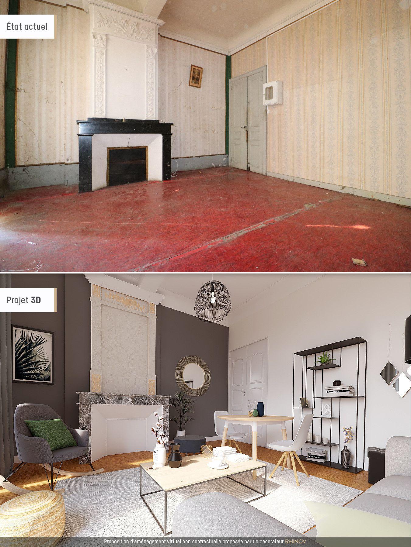 Deco Design Et Industrielle Relooking Maison Diy Maison Decoration Interieure