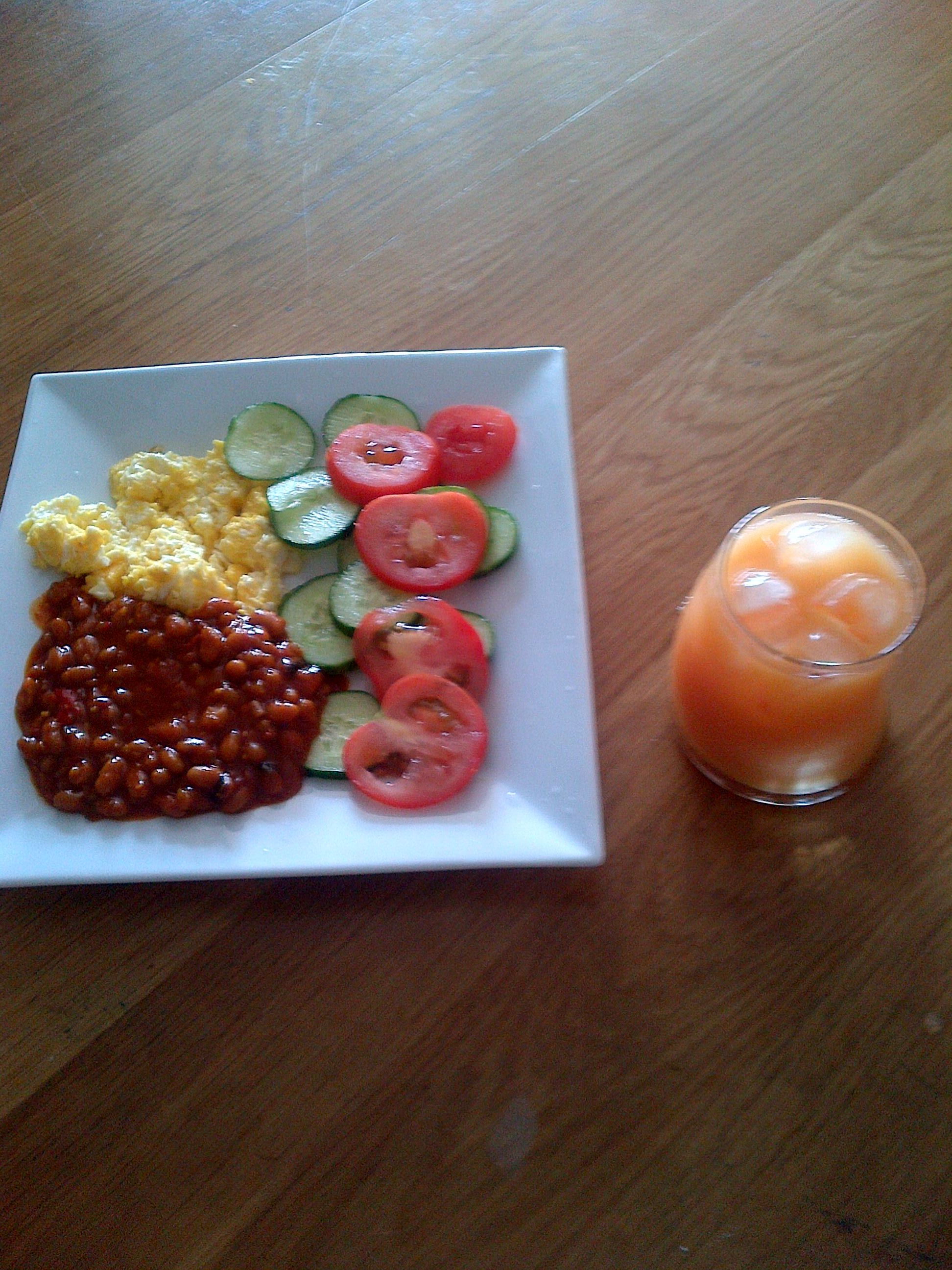 ......Carb free Breakfast...........