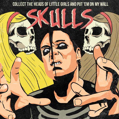 Jerry Only Walks Among Us | Skulls