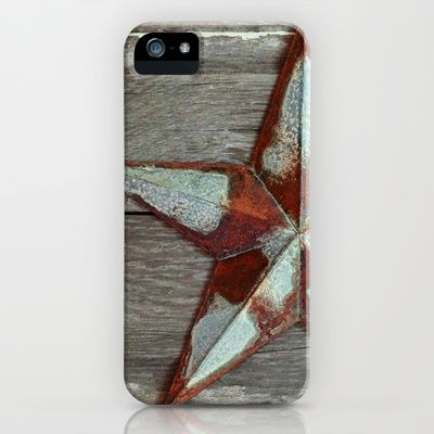 Primitive+Rusty+Star+iPhone+