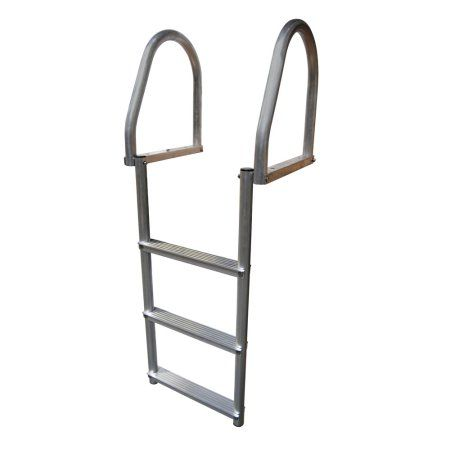Dock Edge Eco Flip-Up Dock Ladder, Multicolor