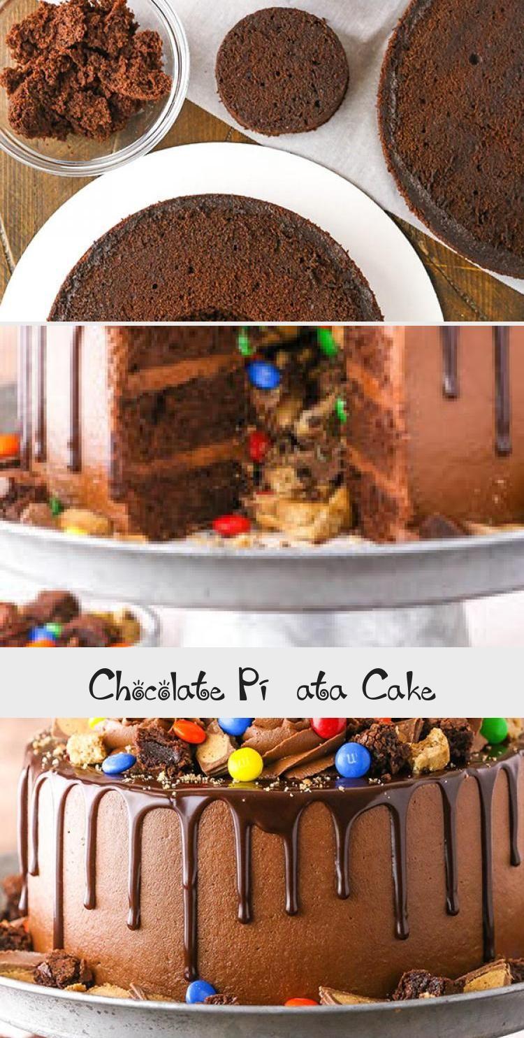 Photo of Chocolate Piñata Cake – Life Love and Sugar #PinataKuchenEinfach #PinataKuchenR…