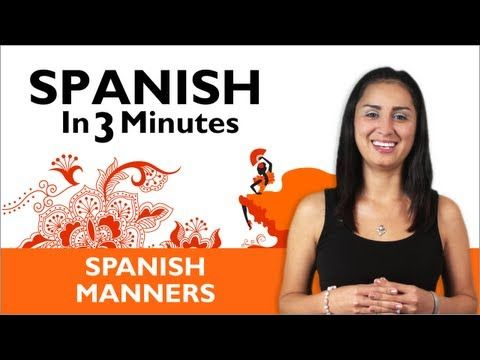 Learn Spanish Thank You You Re Welcome In Spanish Learning Spanish How To Speak Spanish Spanish Language Learning