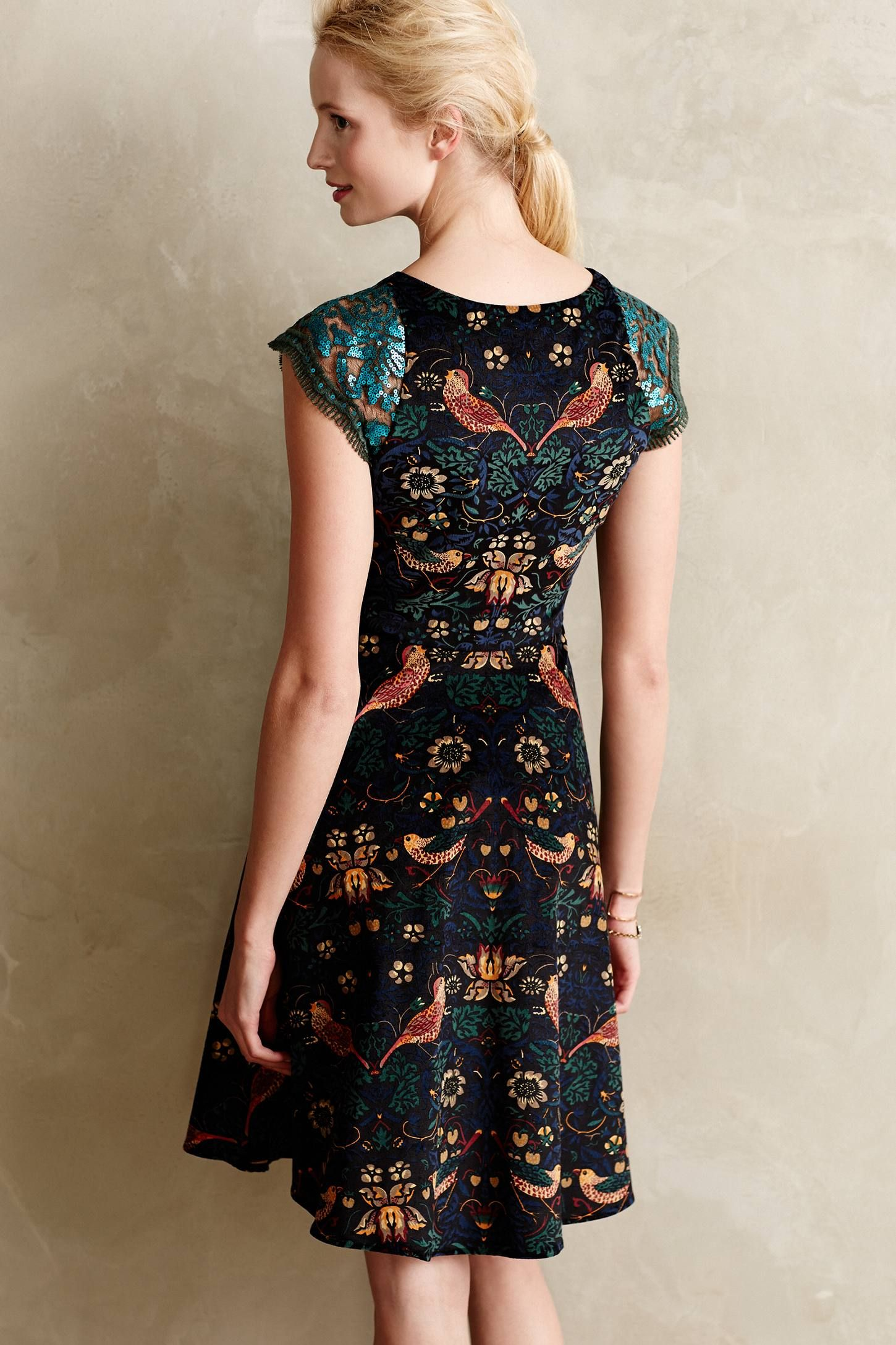2a98499552 Larksong Corduroy Dress - anthropologie.com