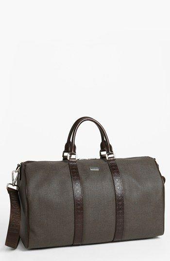 1d5ee527d6 Salvatore Ferragamo  New Form  Duffel Bag available at  Nordstrom ...