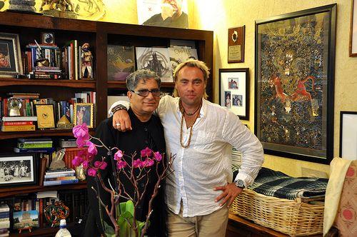2 Inspiring motivators Deepak Chopra & Johan Ernst