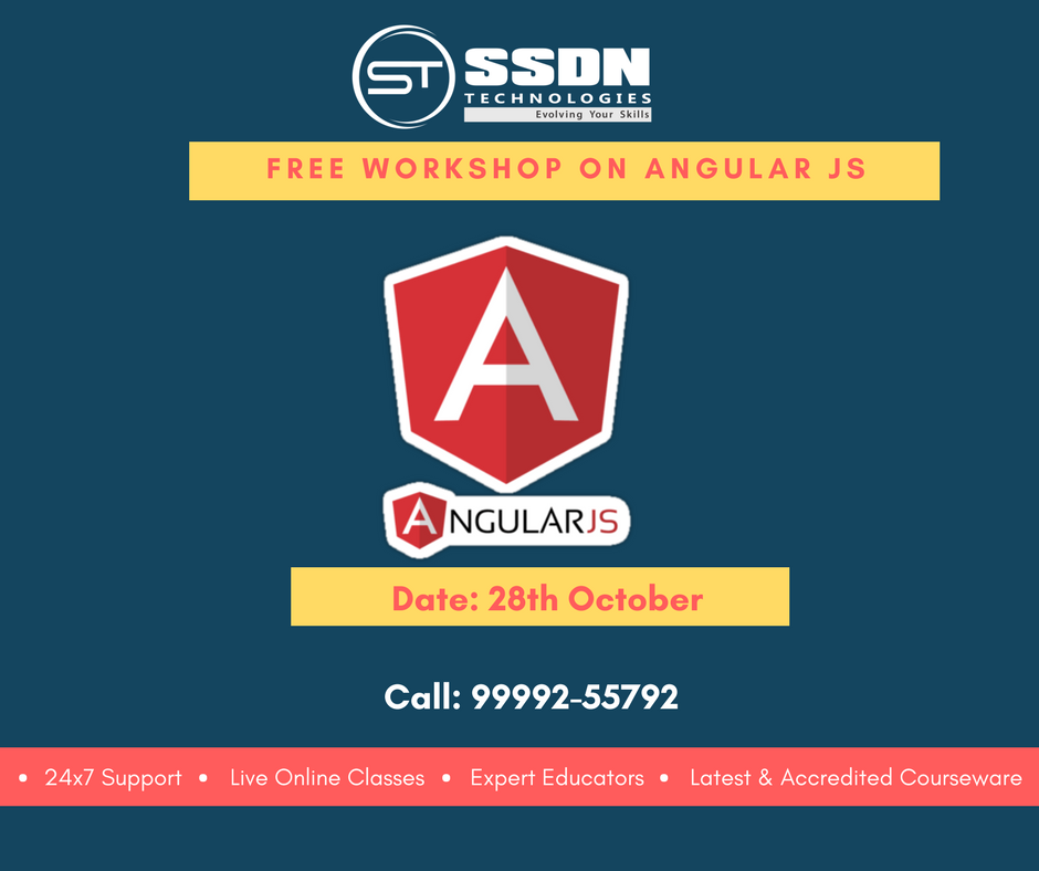 Why You Must Take Angularjs Course Training And Certification