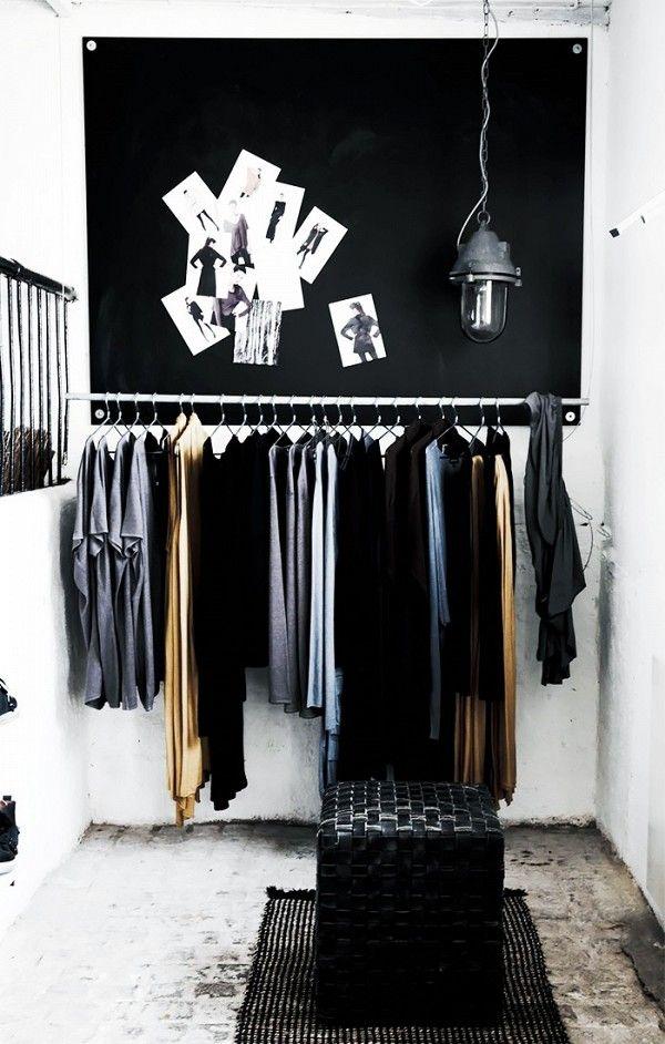 11 Closet Ideas For The Minimalist Girl