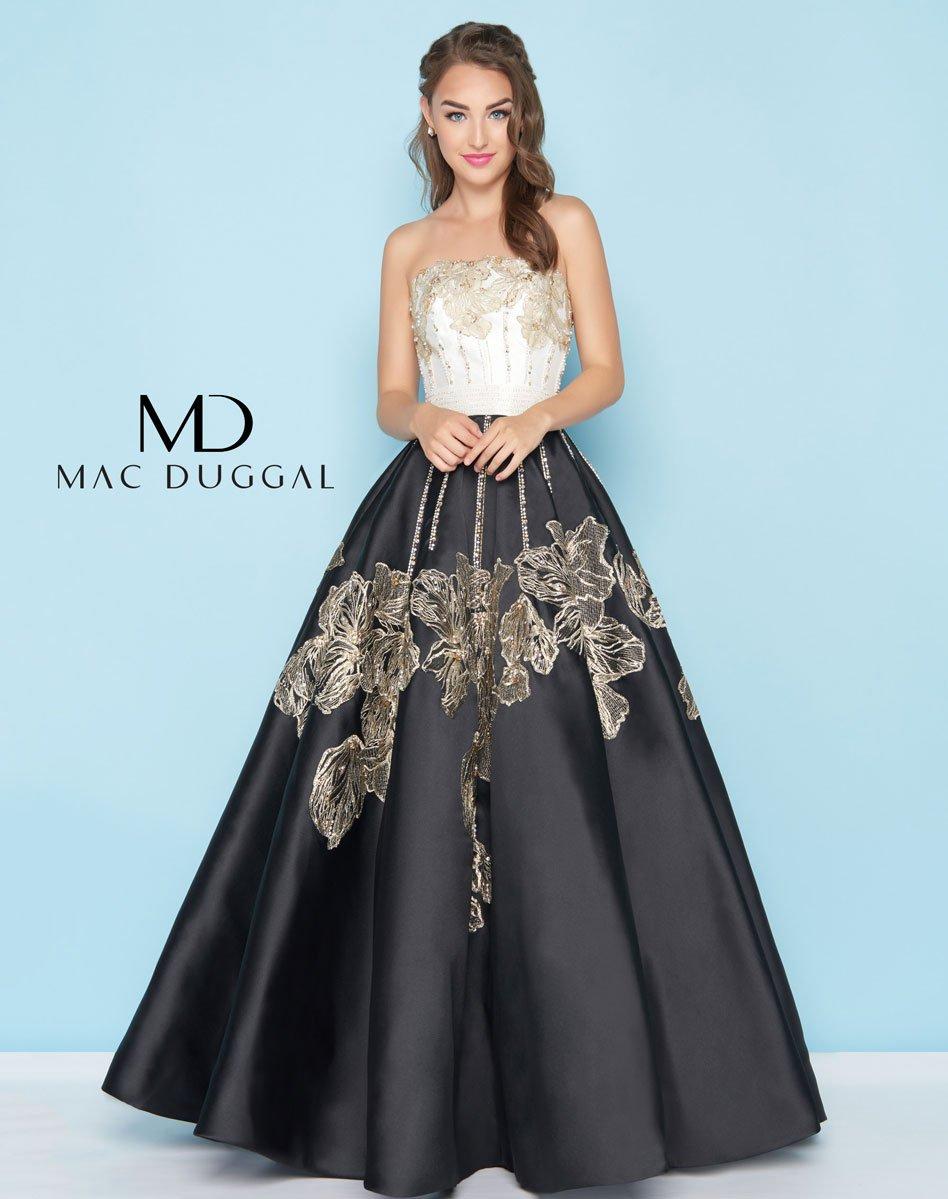4926a628575 Mac Duggal Prom Dresses 2018