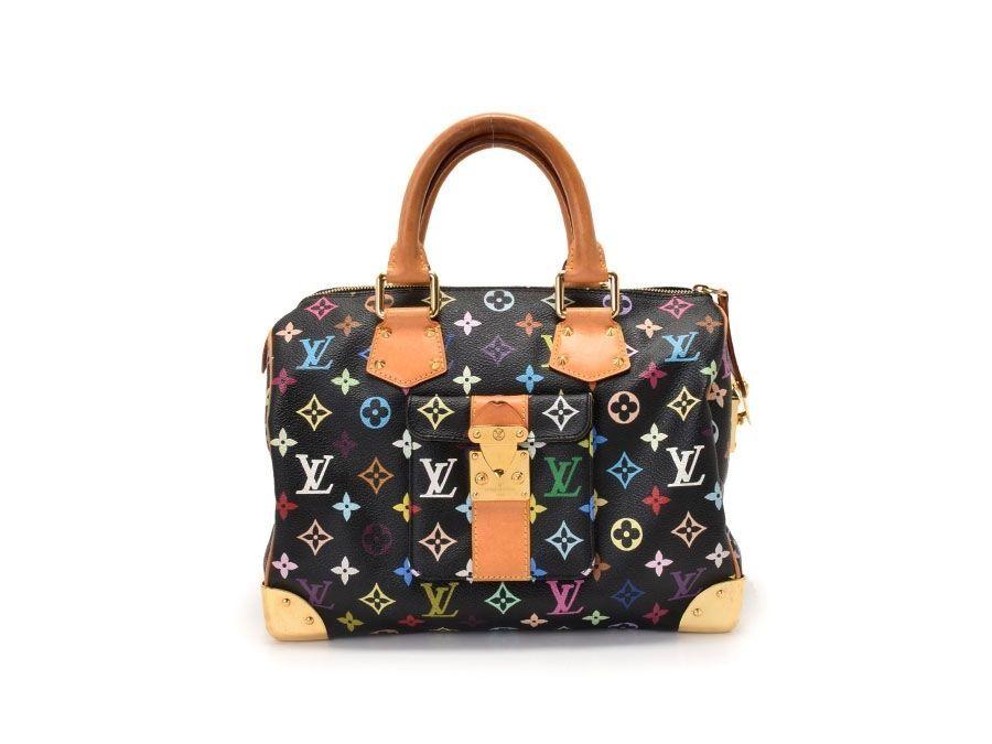 e87587d4586b Louis Vuitton Multicolor Speedy M92642  LouisVuitton  Handbag ...