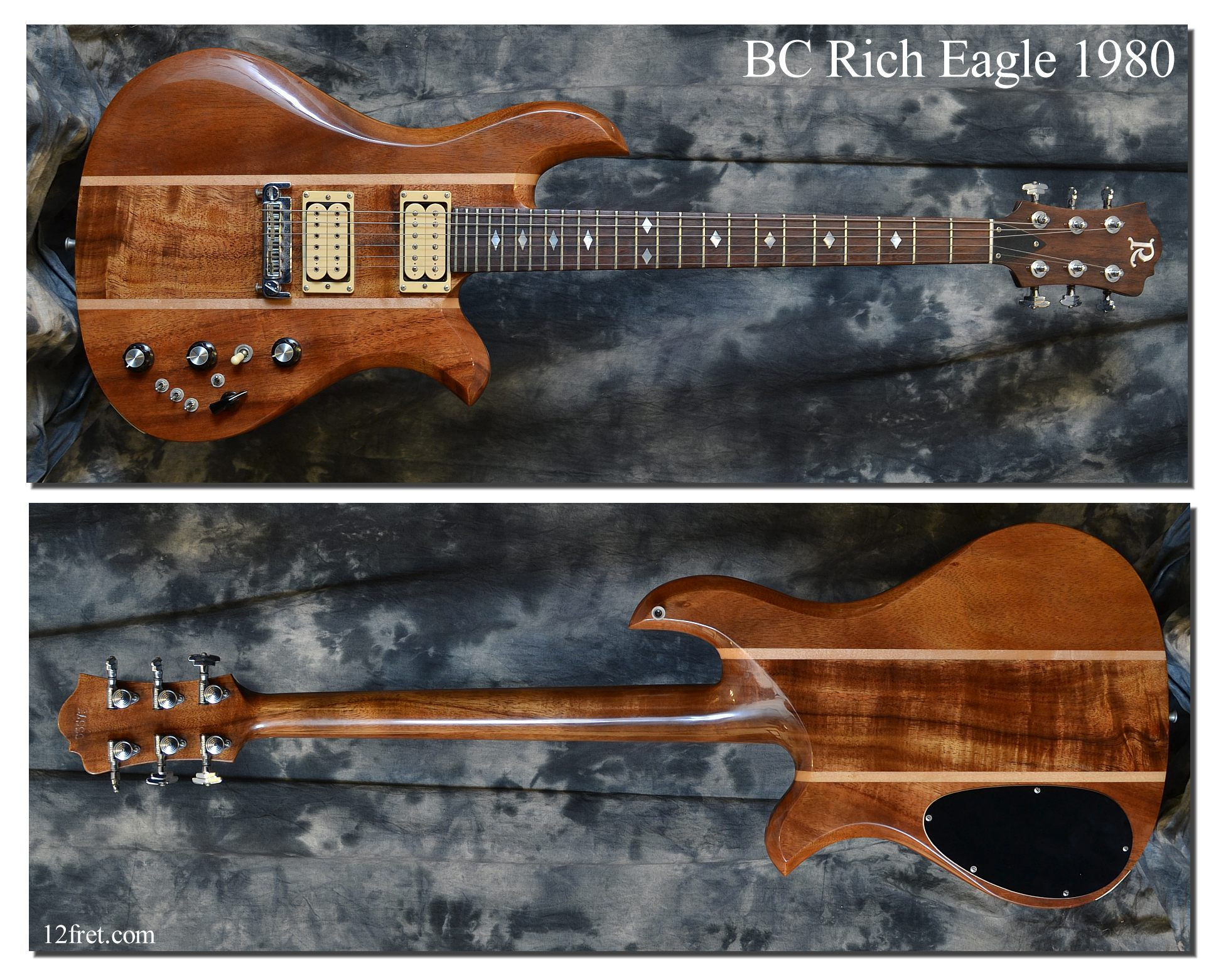 b5ca7f7fb8ba672bc92e909bd83245c3 1980 bc rich eagle koa with supreme electronics shred guitars bc rich eagle wiring diagram at crackthecode.co