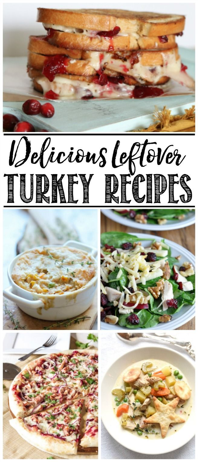 Photo of Leftover Turkey Recipes – Clean and Scentsible