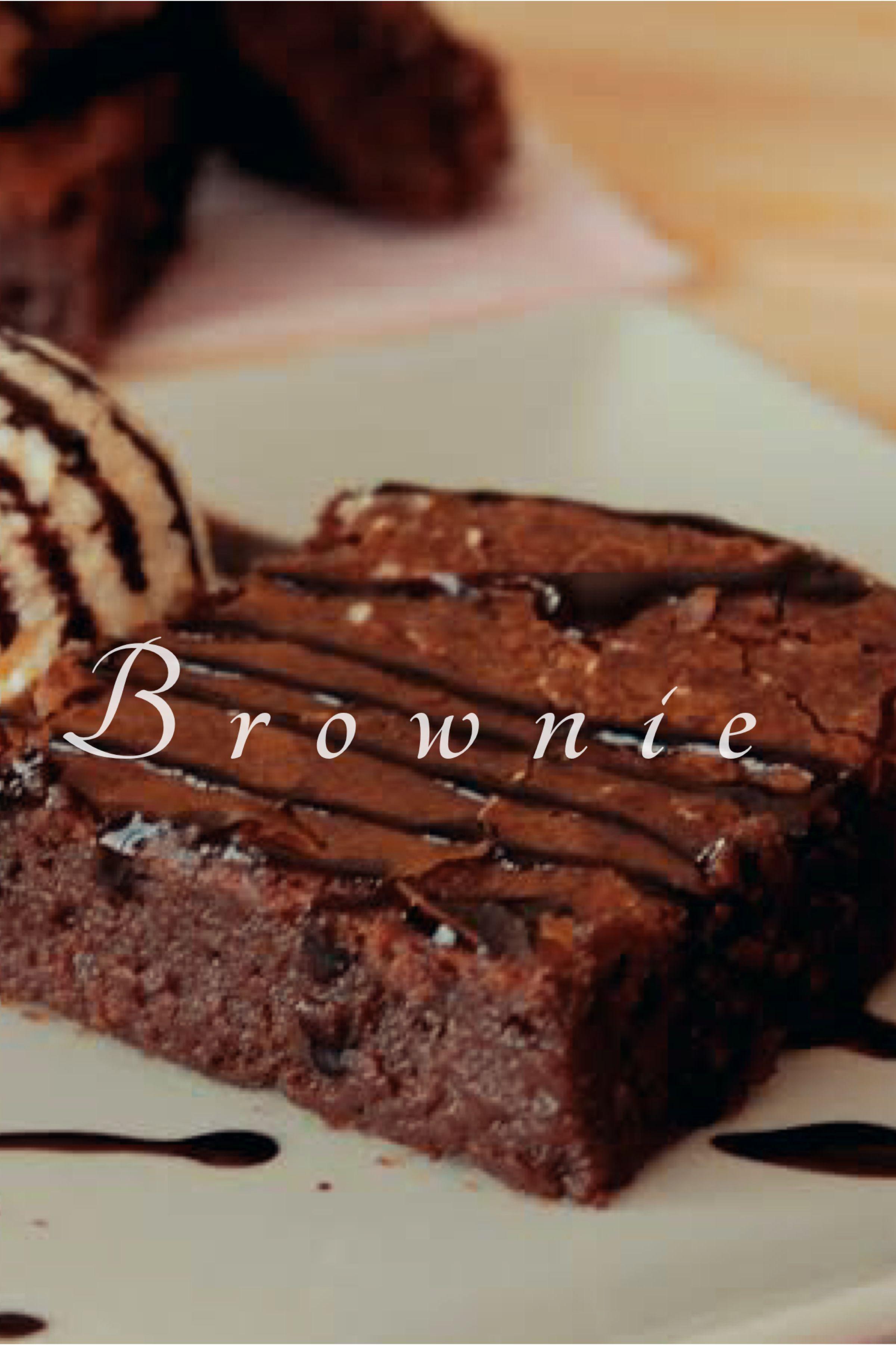 Brownie De Chocolate Receta Bizcocho De Chocolate Postre Chocolate