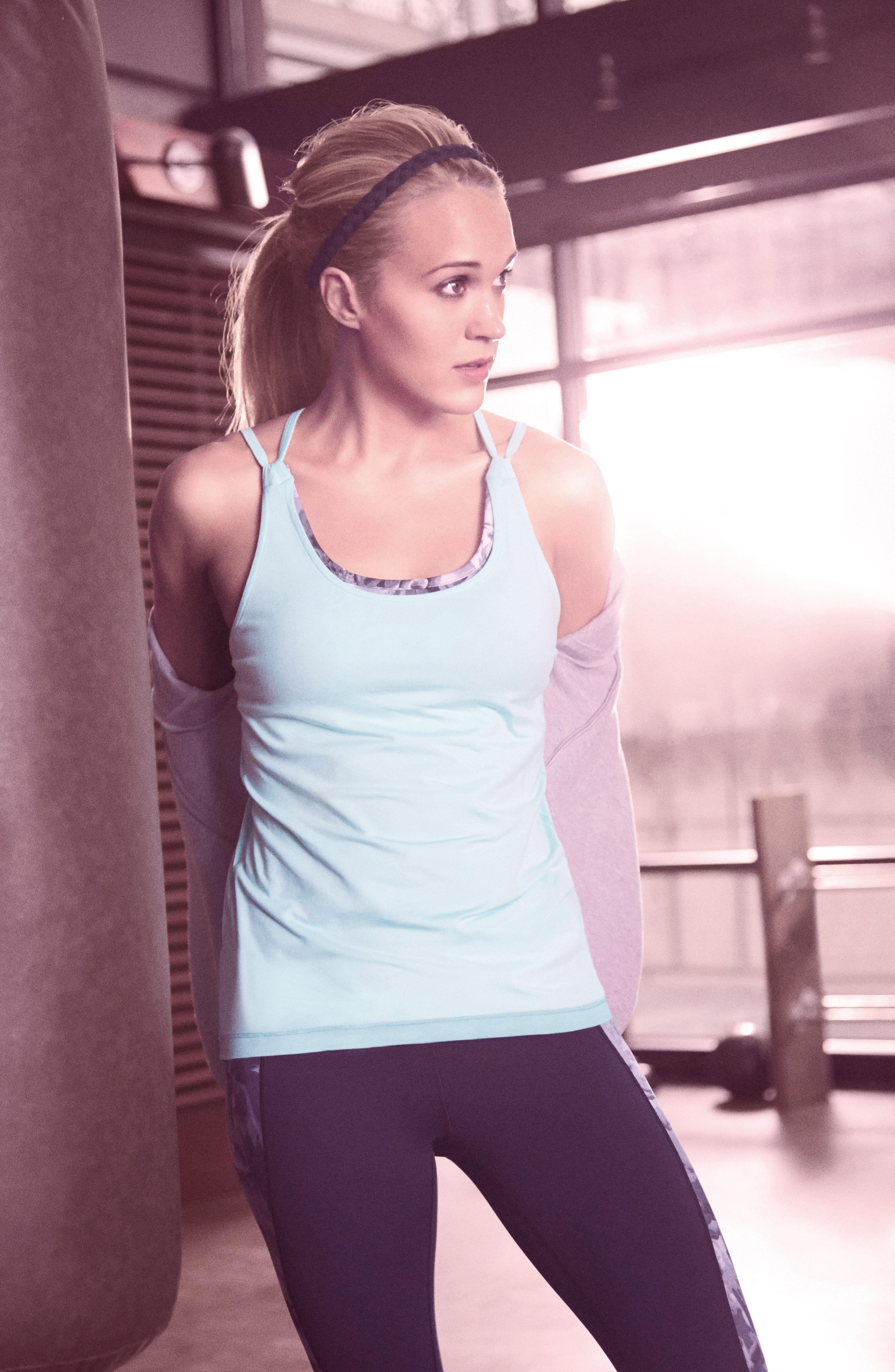 Carrie Underwood Workout Fitness Calia