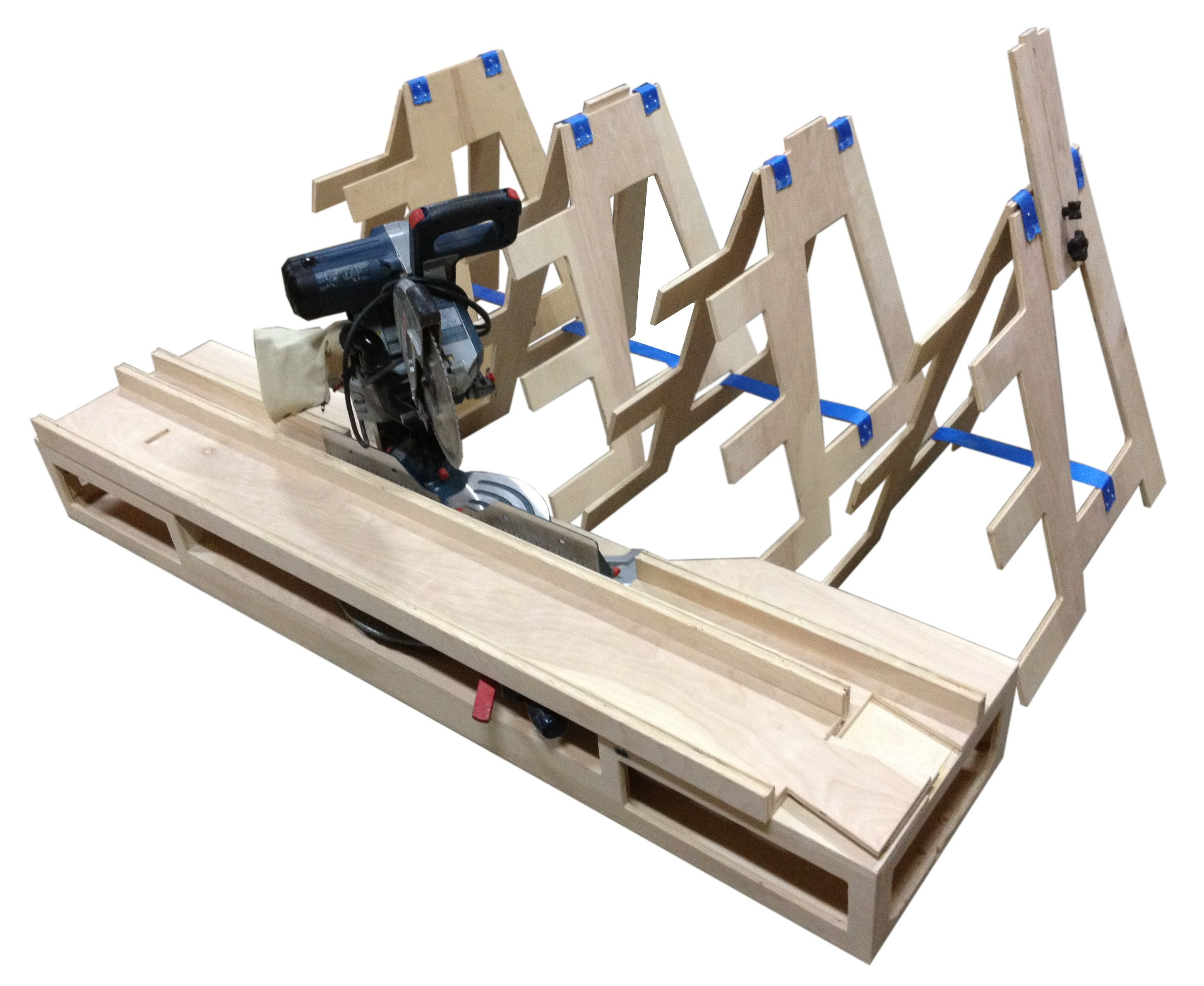 Paulk Workbench #workbench #Paulk #woodworking #DIY ...