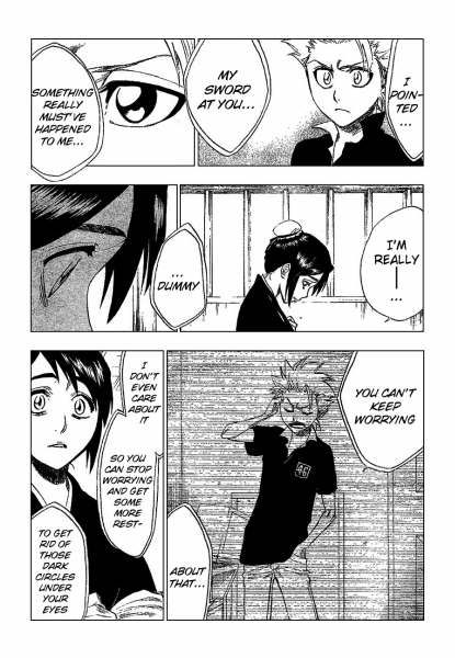 Momo x aizen hentai manga