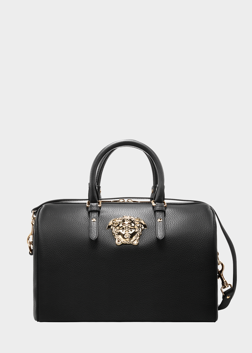 Palazzo Duffle Bag from Versace Women s Collection. This duffle bag from  the