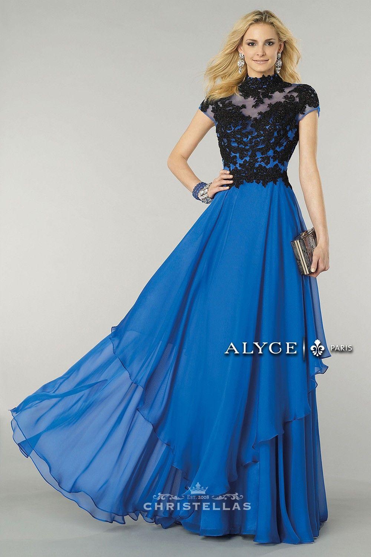 Alyce 6386 Dress Paris Collection Alyce Prom Dress Alyce Paris Prom Dresses Prom Dresses Sleeveless [ 1500 x 1000 Pixel ]
