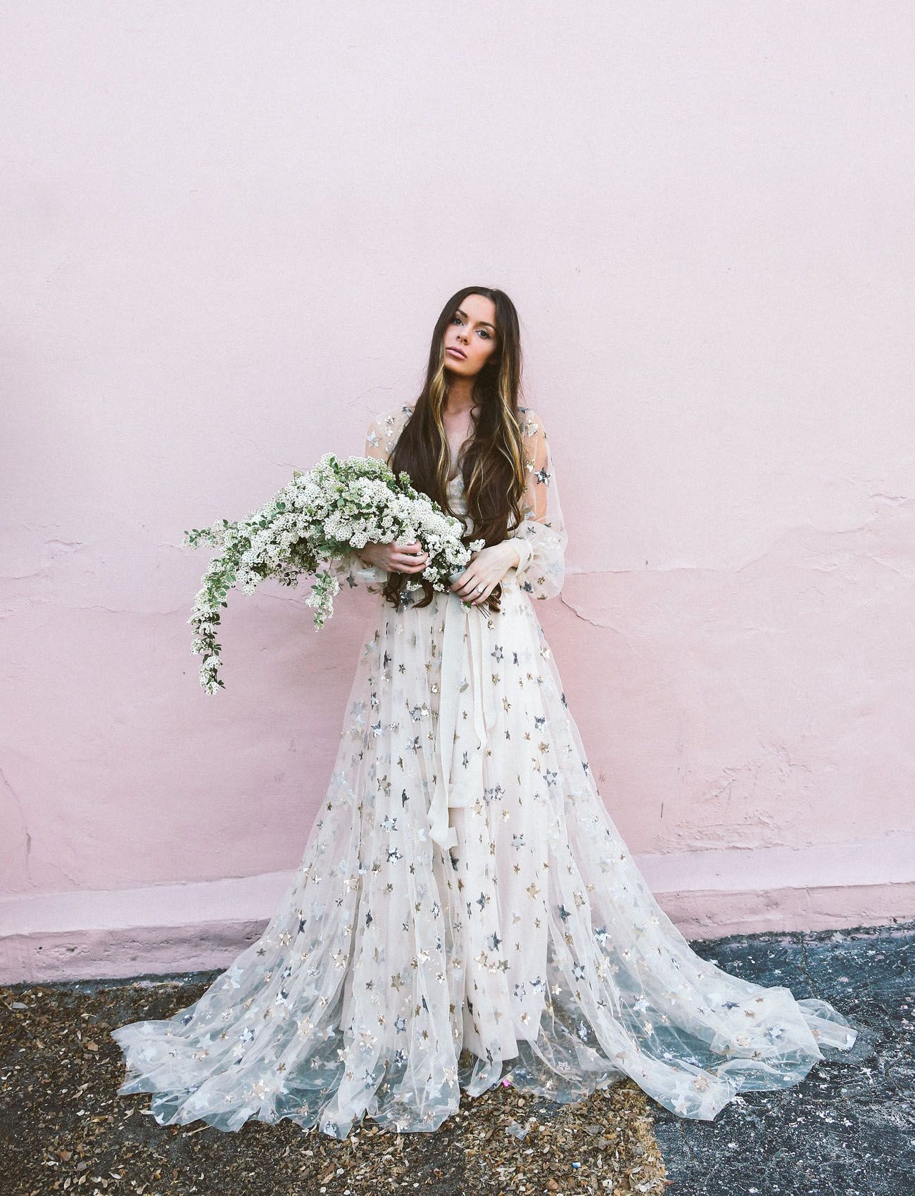 This dress will take you to the stars fairytale wedding