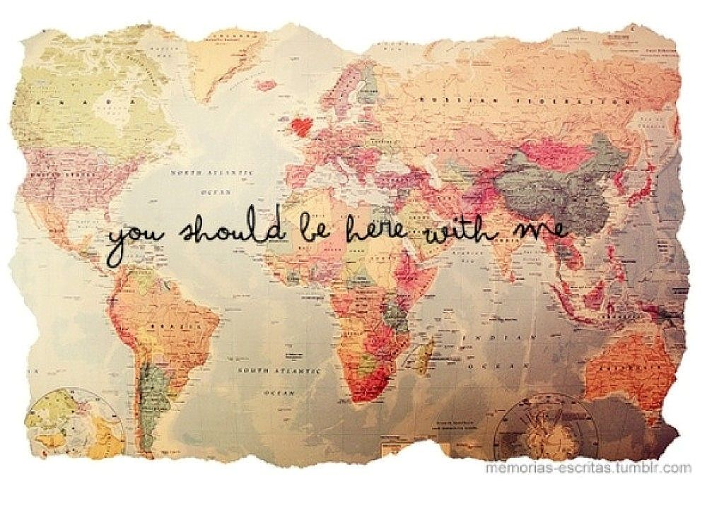 Antique map quote love pinterest antique map quote gumiabroncs Image collections