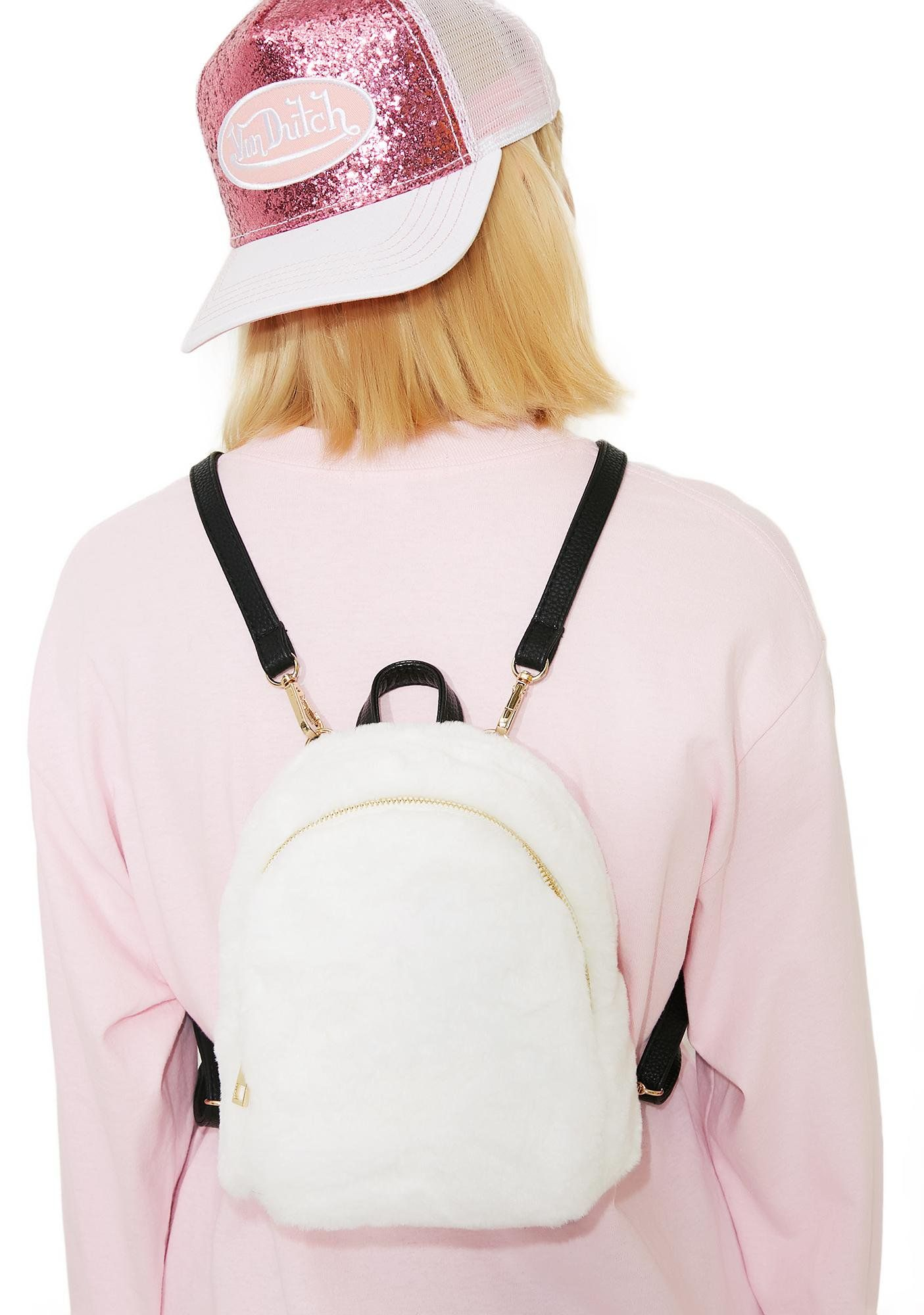 756324baad19 Marshmallow Fluff Backpack cuz it s so light and fluffy