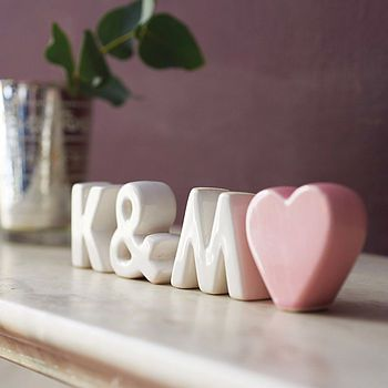 Love Initials