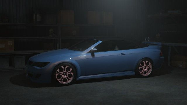 Was my first car in #GTA Online!