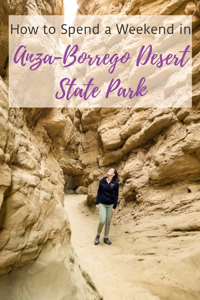 How to Spend a Weekend in Borrego Springs