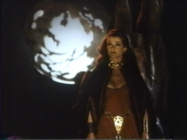 "Jessica Walter as Morgan Le Fay in ""Dr. Strange"" (1978)"