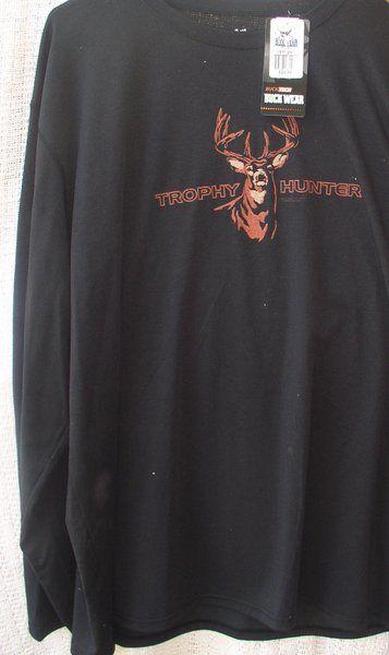 d2123af17b Buck tech buck ware t shirt buck tech 2-xl  22.95