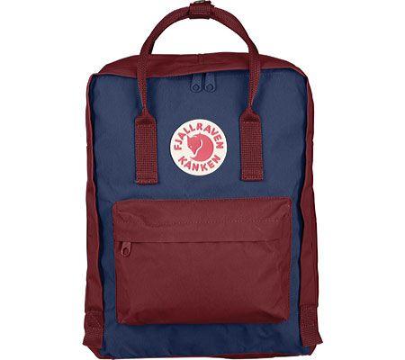 Fjäll Räven Kanken Rucksack Tasche Backpack 16 L Sport Freizeit Blue Ridge NEU