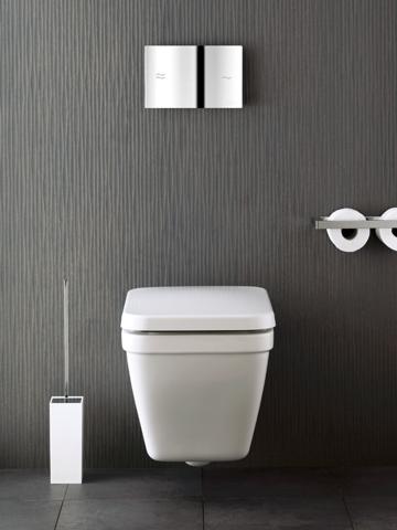 Wc suspendu Carat par Allia salle de bains Toilettes