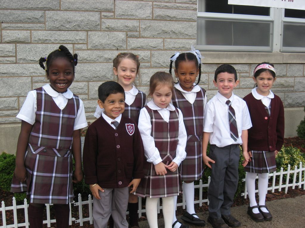 the importance of wearing uniforms in schools