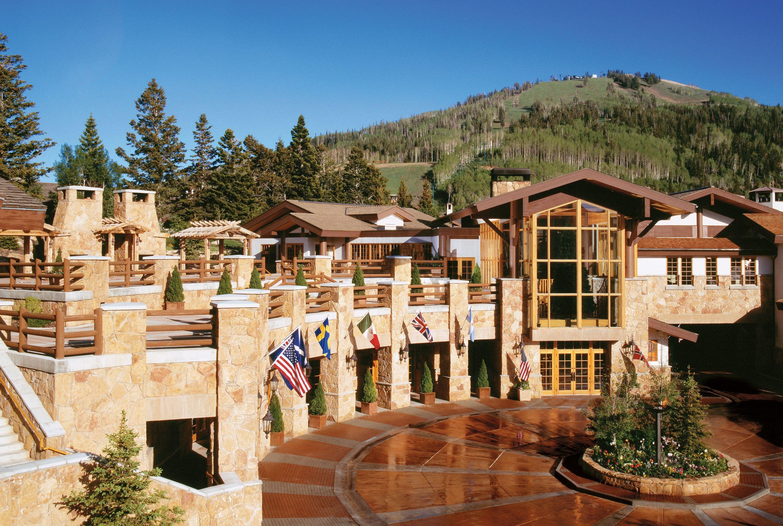 Stein Erickson Lodge Park City Utah With Images Park City