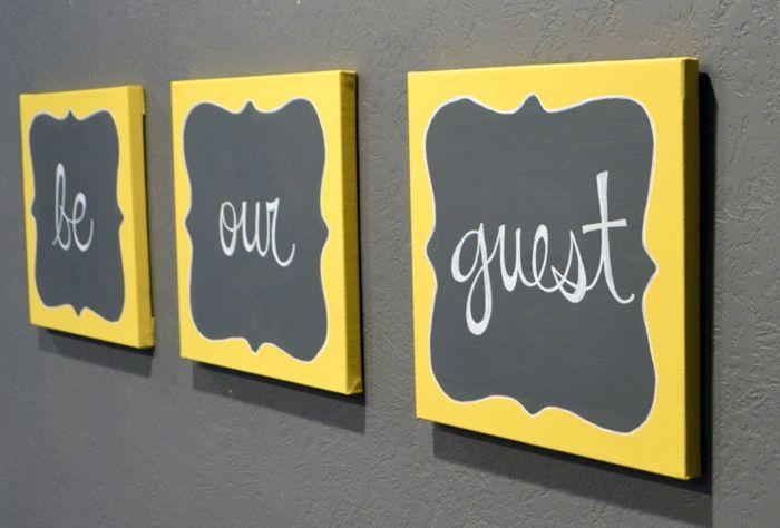 Kreative Wandgestaltung Mit Farbe Wanddesign Ideen | Wandgestaltung    Tapeten   Fototapeten   Wandtattoo Wanddeko Wanddekoration | Pinterestu2026
