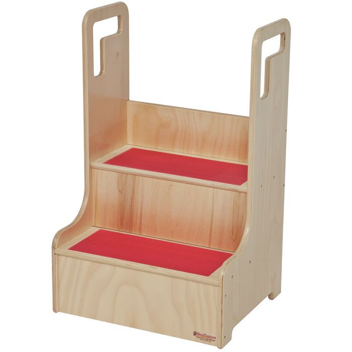 2-Step Baltic Birch Plywood Step-Up-N-Wash Childrenu0027s Step Stool  sc 1 st  Pinterest : step stools for the elderly - islam-shia.org