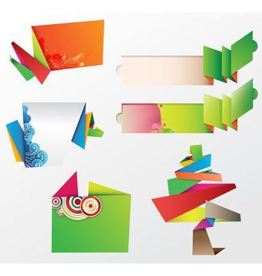 Origami Design Elements   Flickr - Photo Sharing!