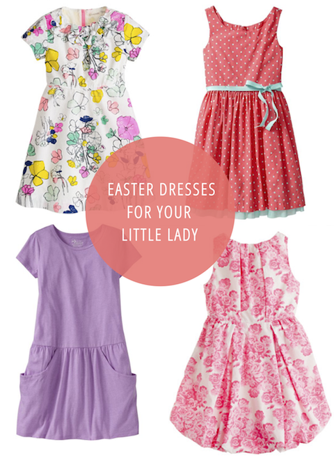 15 Easter Dresses For Your Little Lady