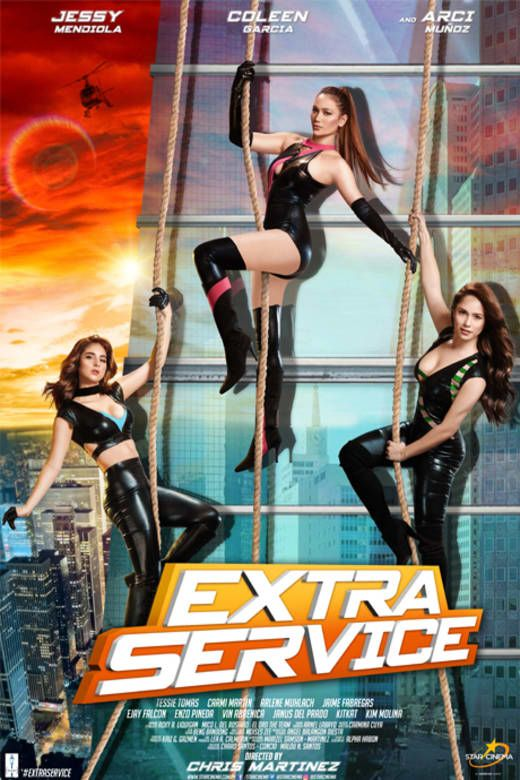 Extra Service 2017 HDRip Pinoy Subtitle Indonesia