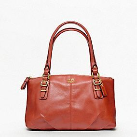 MADISON LEATHER SMALL BAG