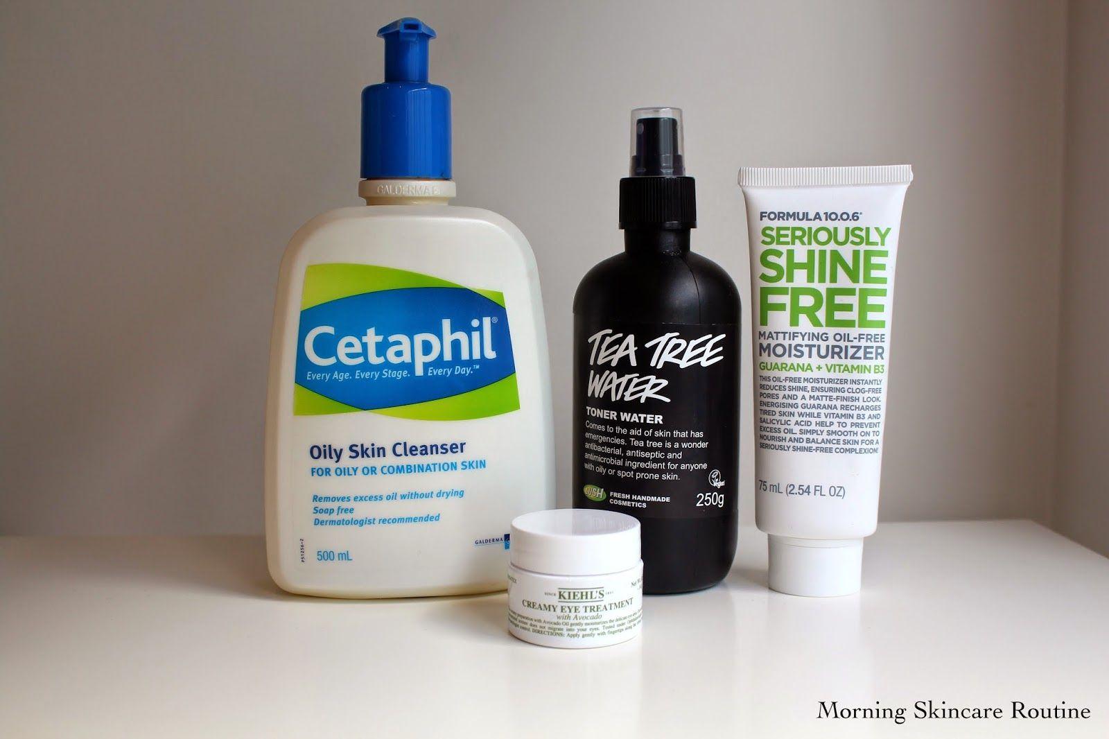 Morning Night Time Skincare Routine 2015 Morning Skin Care Routine Skin Cleanser Products Skin Care Routine