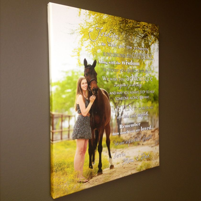 Wall Art present for teen. | Gift idea for your sister | Pinterest ...