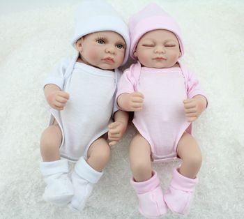 Excretar estaño aniversario  Aliexpress.com: Comprar 10 pulgadas prematuro Bonecas Bebes renacido De  silicona muñecas del … | Bebés renacidos de silicona, Muñecas de bebés, Bebes  recien nacidos
