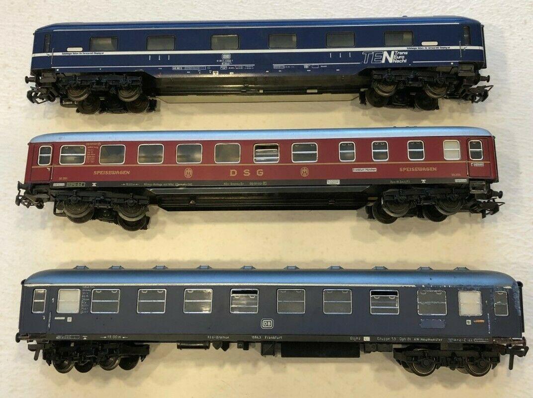 Eisenbahn Spielzeug Mã Rklin
