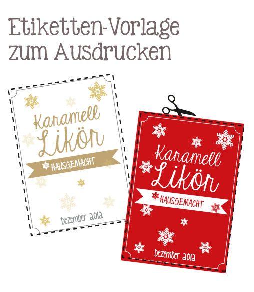 Adventskalender Turchen Nr 13 Leckerer Karamell Likor Cozy And Cuddly Etiketten Vorlagen Etiketten Vorlagen Kostenlos Etiketten