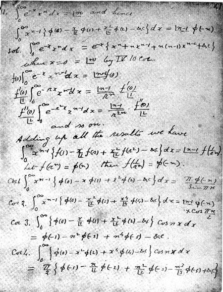 RAMANUJAN NOTEBOOKS MOVIES DOWNLOAD